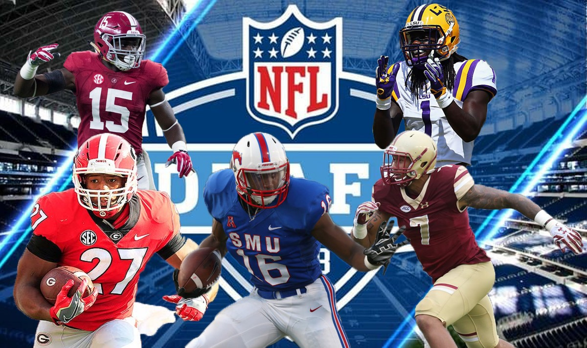 2018 NFL Draft Live: Rounds 2 & 3