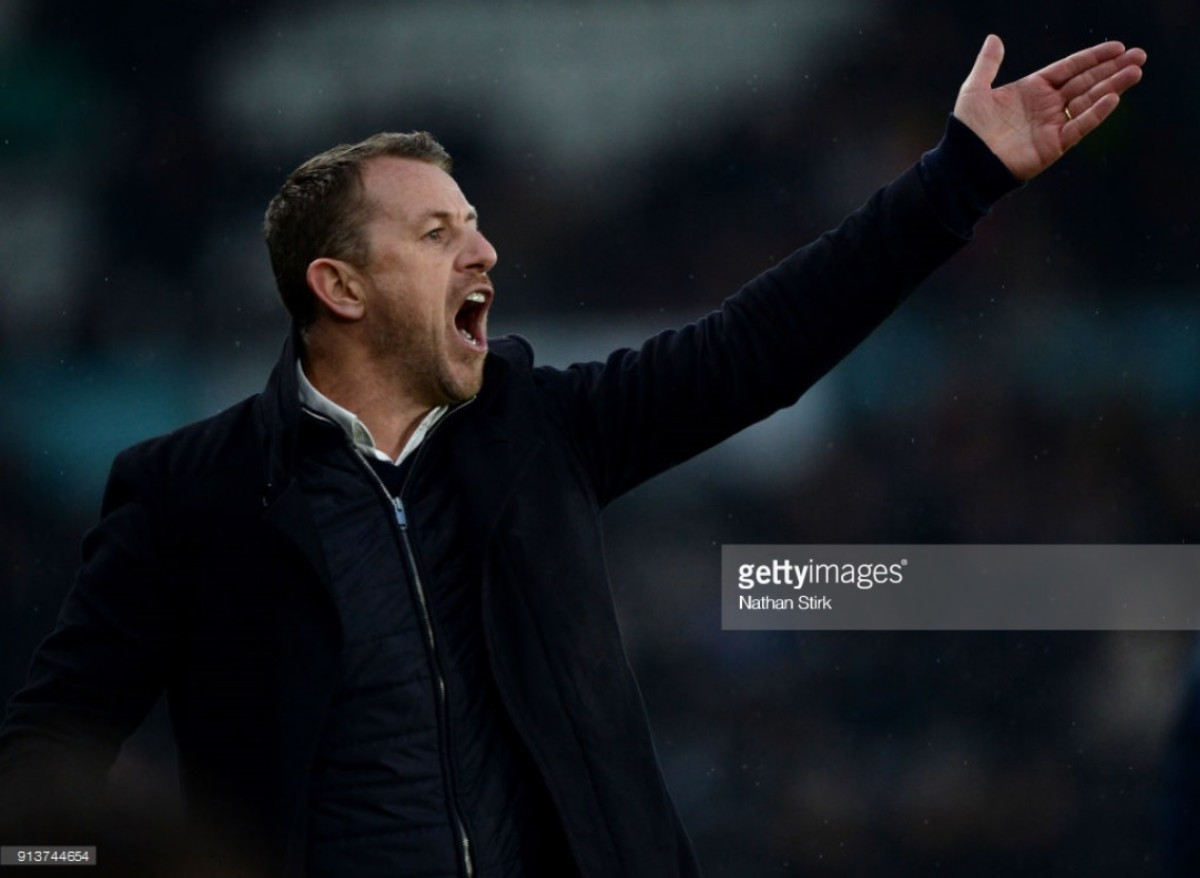 Gary Rowett calls for more goals in Derby promotion hunt