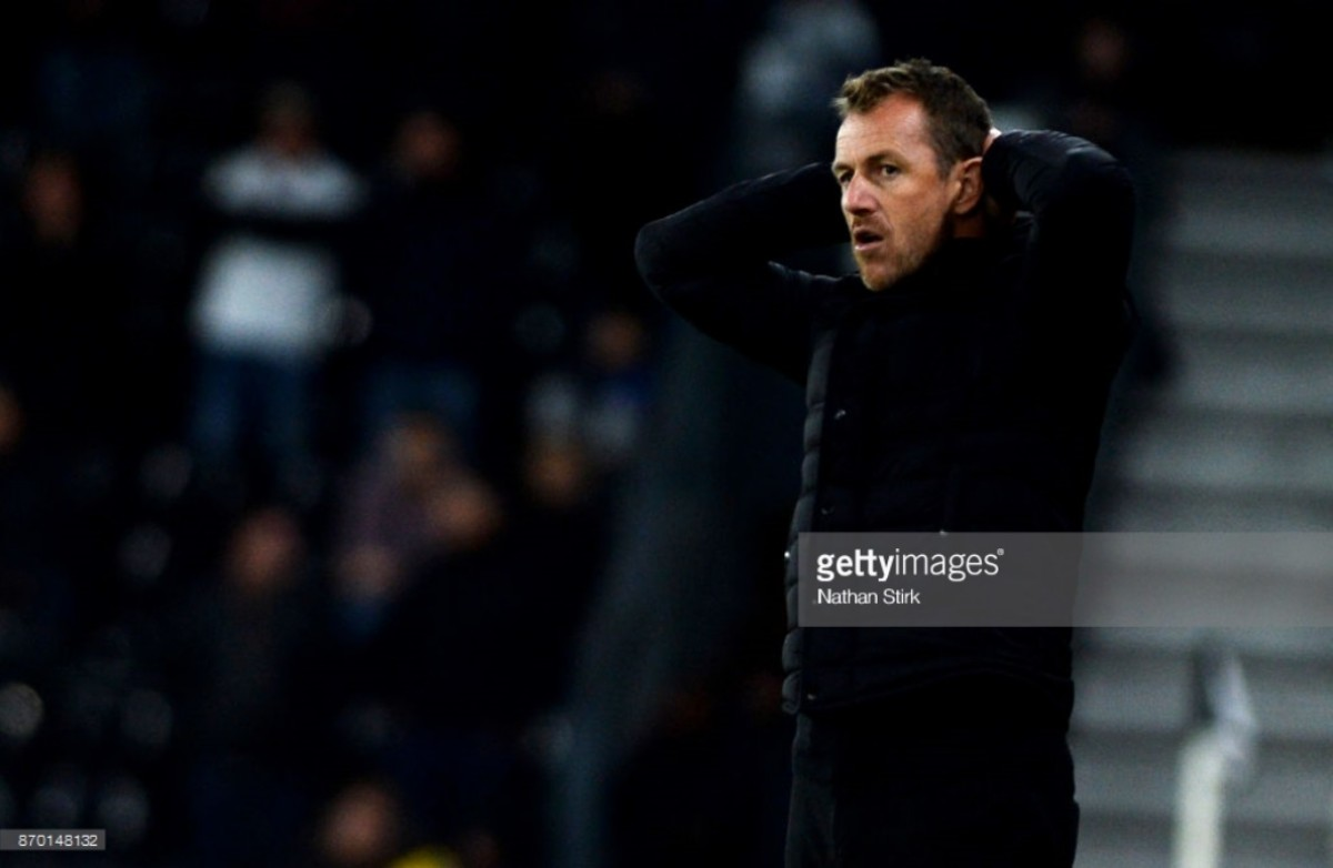 Draws feel like losses for Derby County, suggests Gary Rowett