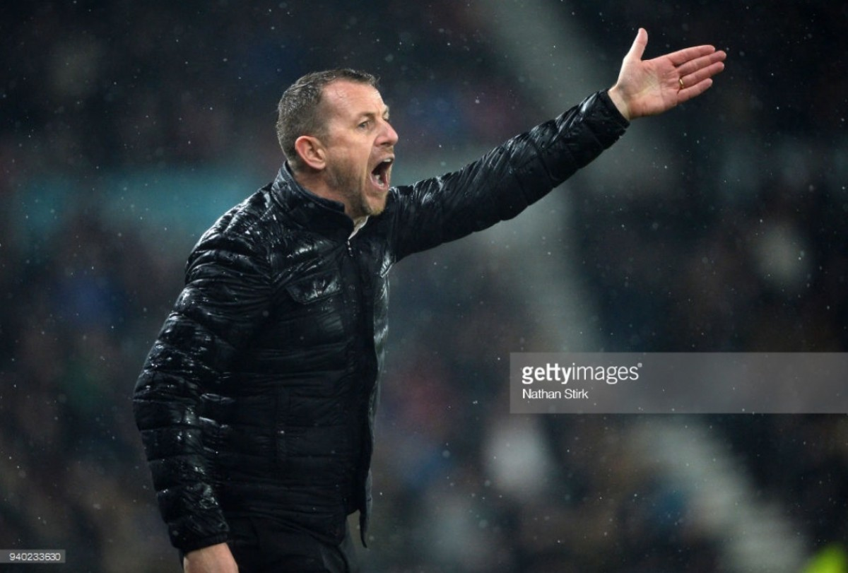Gary Rowett admits Derby made 'mistakes' in Burton defeat
