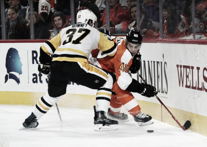 Carter Rowney: Ability shorthanded may not be enough to keep forward in lineup