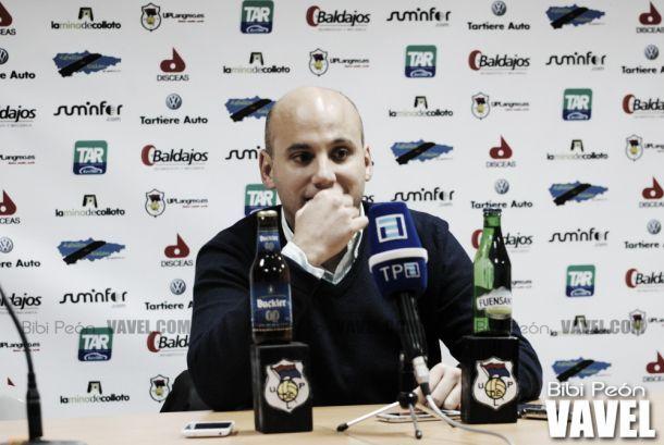 """Javi Rozada: """"Teníamos un partido difícil"""""""