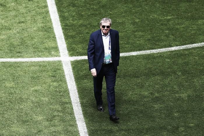 """Hodgson elogia suplentes em triunfo inglês: """"Pensava em colocá-losdesde o início"""""""