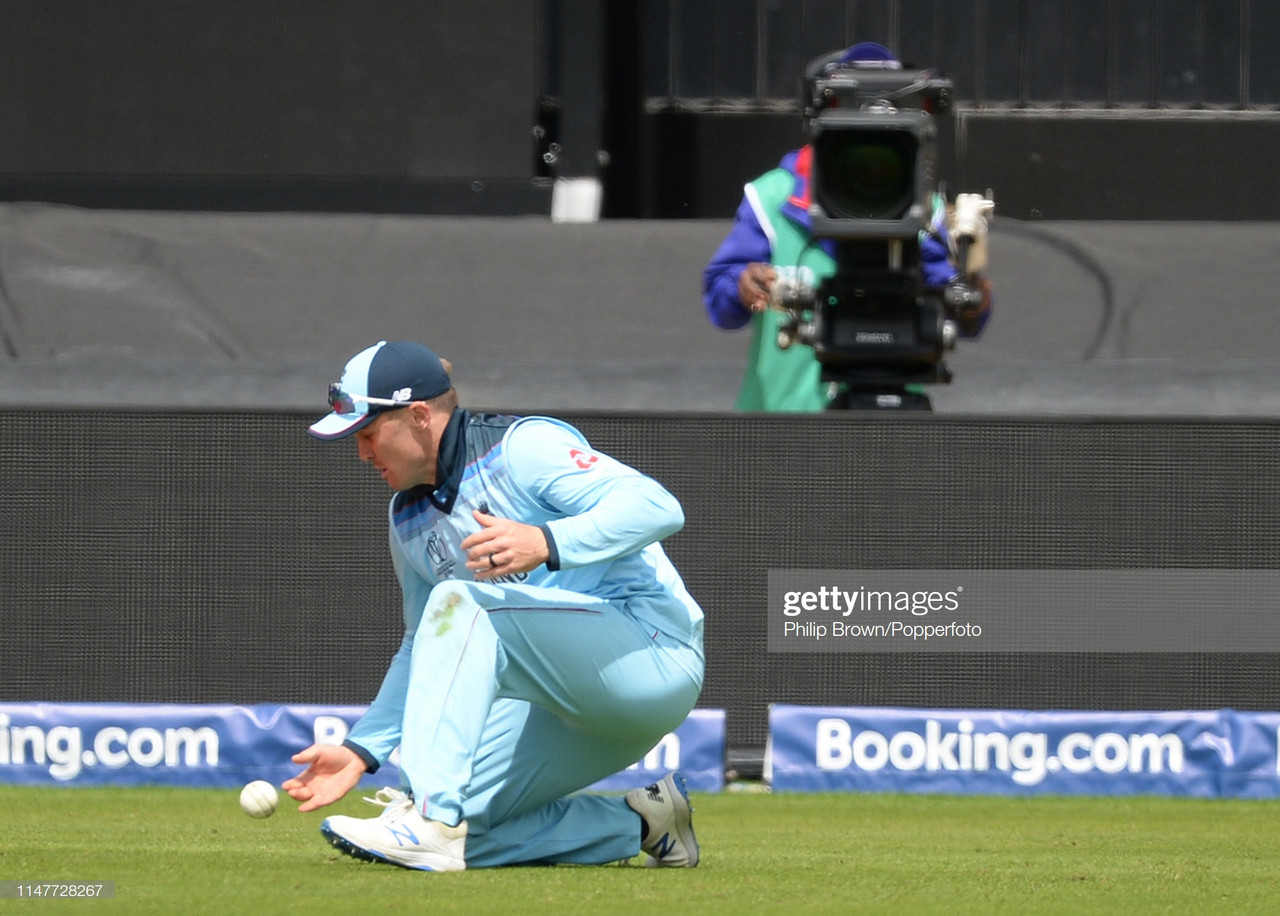 2019 Cricket World Cup: Disappointing England stumble to Pakistan defeat