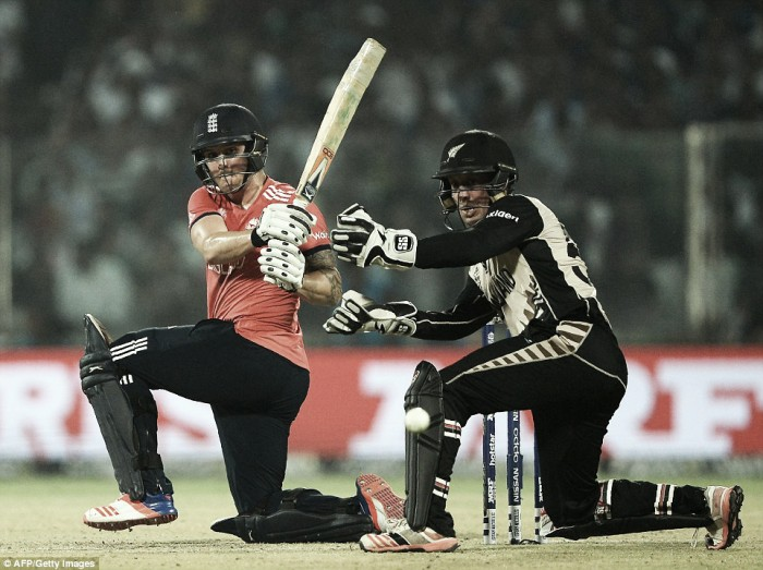World T20: Roy's heroics guide England past New Zealand and into final