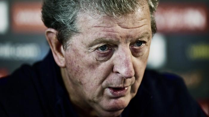 Roy Hodgson afirma que corte na Inglaterra foi muito díficil
