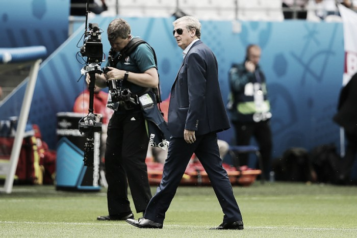 Hodgson believes England did enough to win Group B, despite finishing second