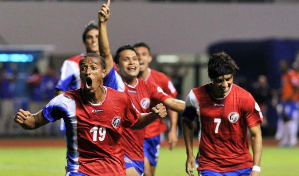 Resultado Costa Rica - Irlanda en partido amistoso (1-1)