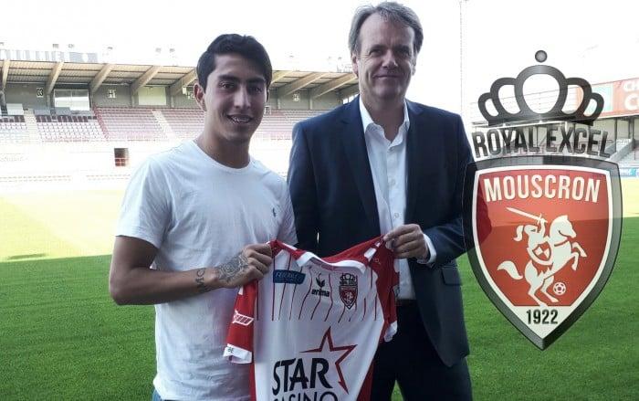 Omar Govea deja el Porto B para llegar a Bélgica
