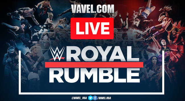 Highlights of 2020 WWE Royal Rumble