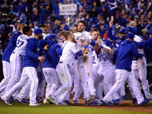 How The Kansas City Royals Went Up 2-0 In World Series