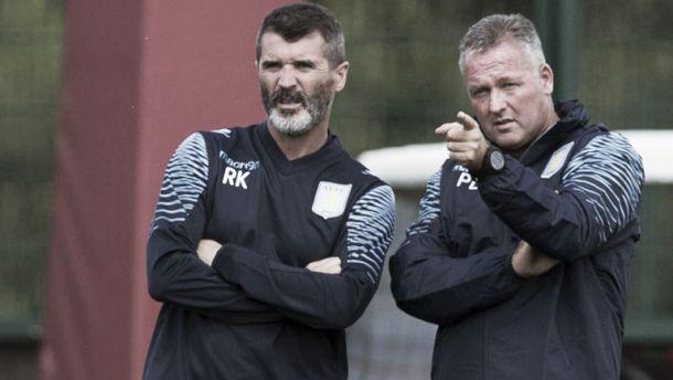 Aston Villa: Roy Keane lascia l'incarico come vice-Lambert, si concentrerà sull'Irlanda