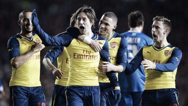 Wenger praises artistry of Arsenal's 'Little Mozart'