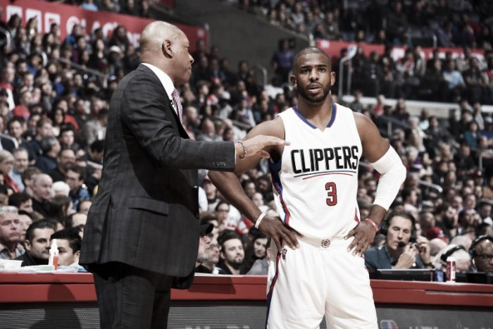 """NBA, Doc Rivers: """"Paul via per una sua scelta: non siamo riusciti a convincerlo"""""""