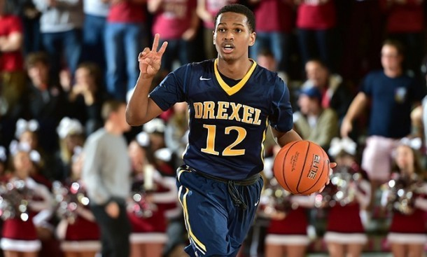 Guards Allen, Drexel Dragons Aiming To Fire Back In Home Opener - High Point