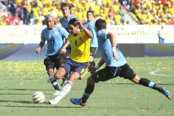 Colombia Uruguay: Colombia Por Las Eliminatorias A