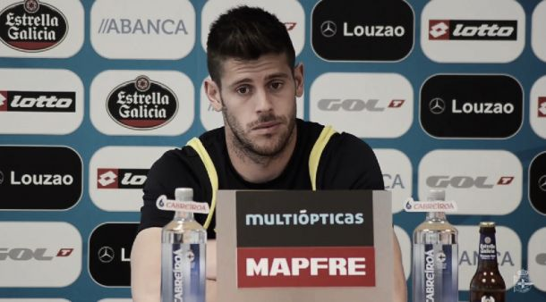 """Fabri, muy claro: """"Sin el empate de Bilbao estaríamos en Segunda"""""""