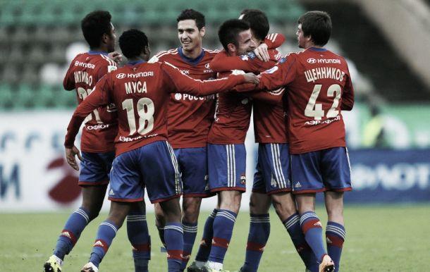 Résumé 14ème Journée Russian Premier League: Le réveil du CSKA