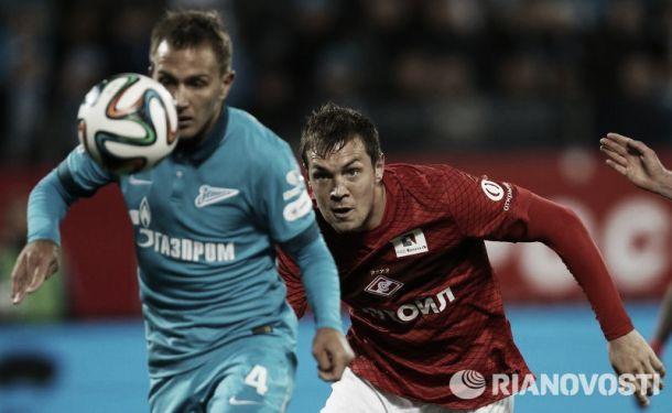 Résumé 9ème Journée Russian PL: Fin de série pour le Zenit