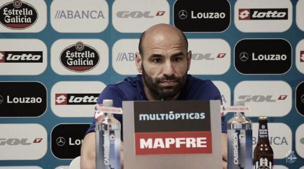 """Manuel Pablo: """"Con esta división no sale ganando nadie"""""""