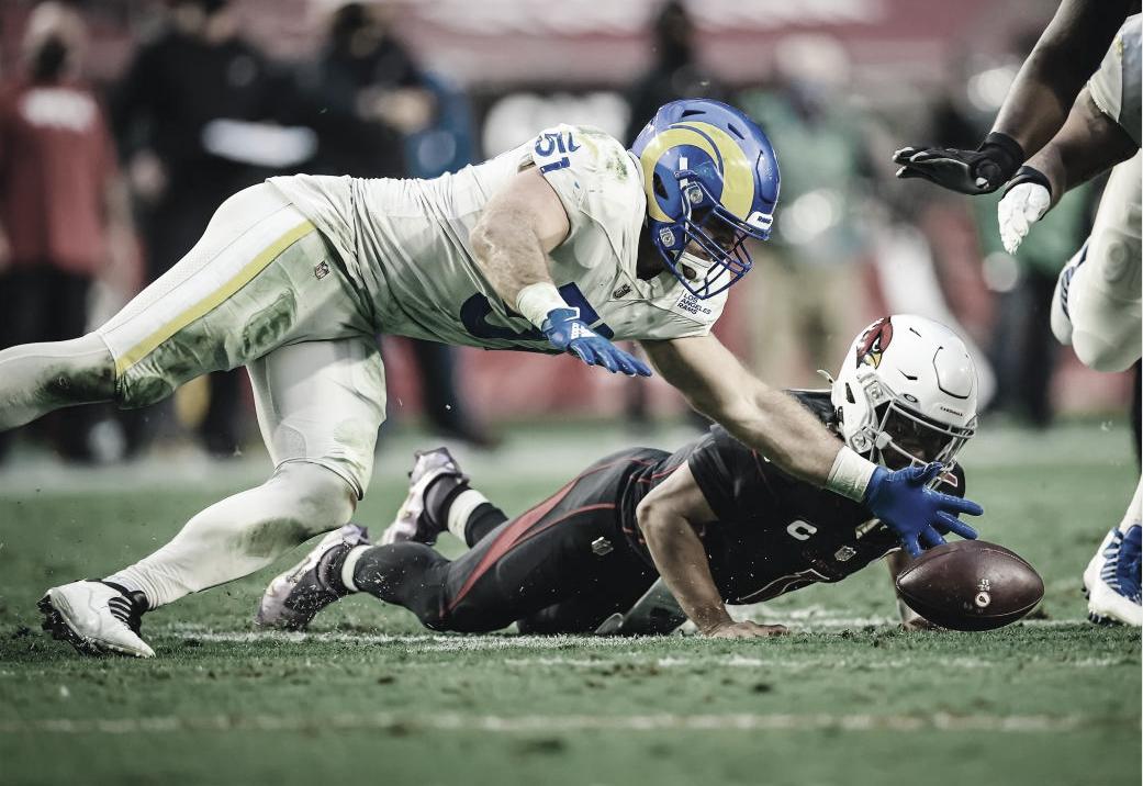 NFC Oeste: confronto direto entre Cardinals e Rams decide vaga nos playoffs