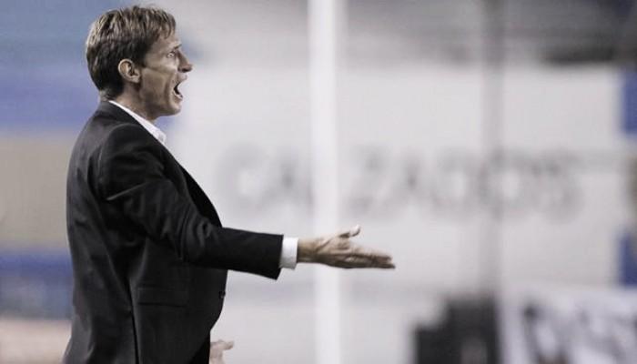 """Facundo Sava: """"Me llevo cosas positivas, hace mucho no perdemos"""""""