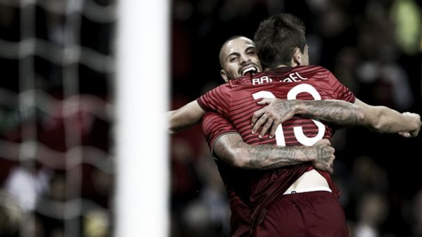 Portugal adormecido vence no último minuto