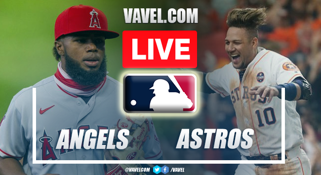 Highlights: Los Angeles Angels 0-10 Houston Astros in MLB