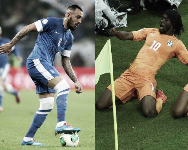 Grèce - Côte d'Ivoire : la deuxième place en jeu