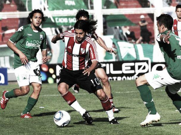 Resultado River Plate - Ferro por la Copa Argentina 2014 (0-0)