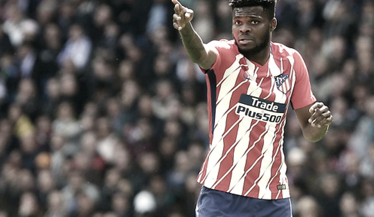 """Thomas: """"¿Fuera de juego de Vitolo? En el Bernabéu siempre pasan cosas así, estamos acostumbrados"""""""