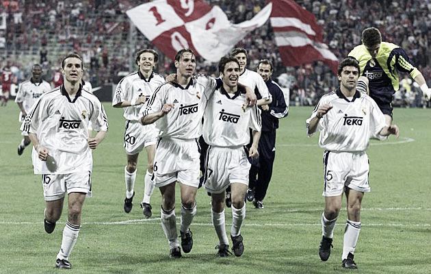 Serial Bayern - Real Madrid 99/00: El penúltimo paso a la Octava