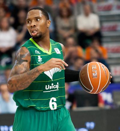 Rowland jugará en el VEF Riga