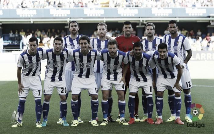 Villarreal - Real Sociedad: puntuaciones de la Real Sociedad, jornada 4 de Primera División