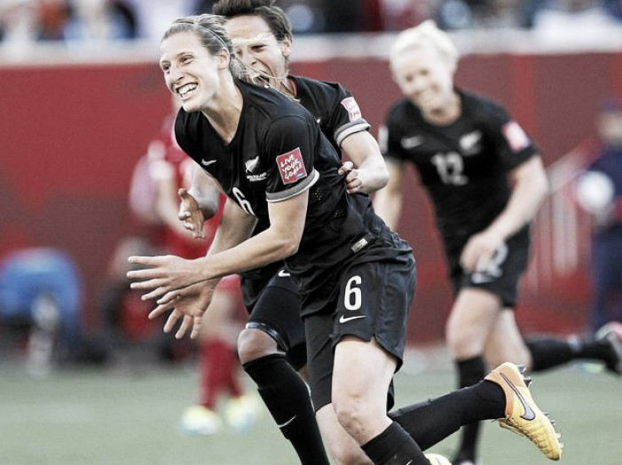 Seattle Reign add Rebekah Stott to their 2017 roster