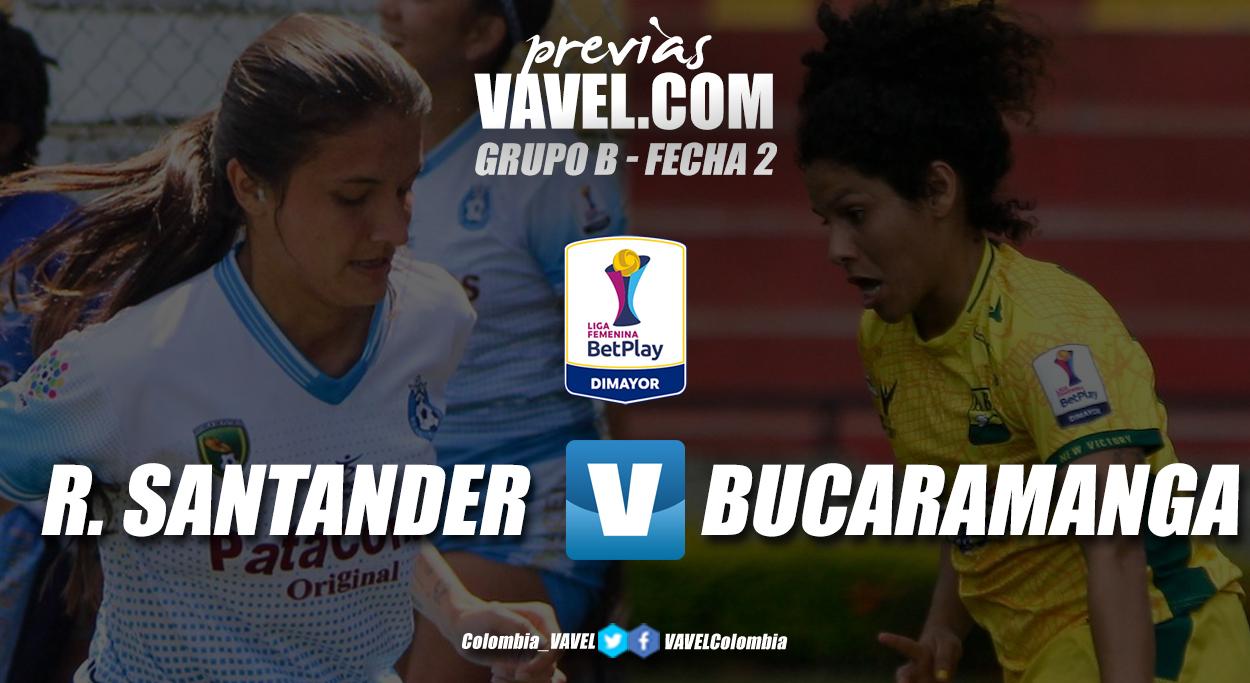 Previa Real Santander vs Atlético Bucaramanga: a recomponer el camino