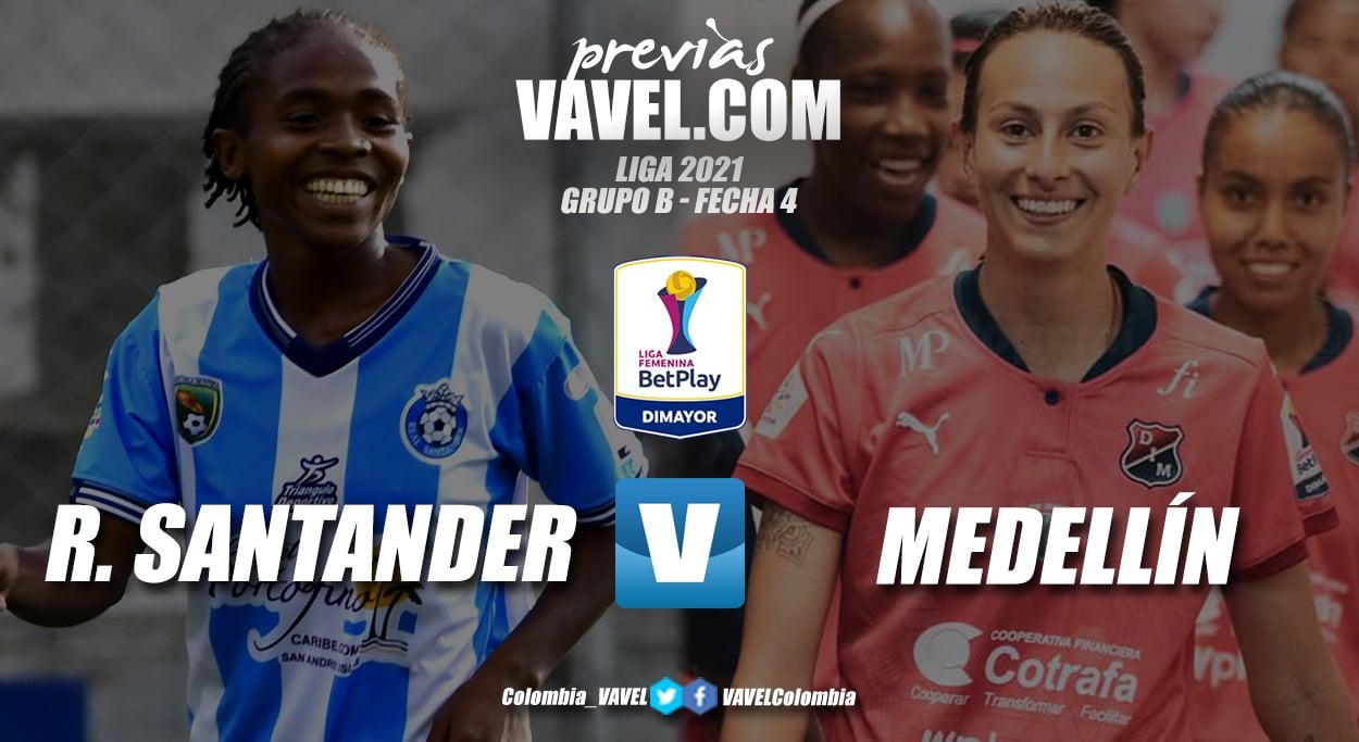 Previa Real Santander vs DIM Formas Íntimas: por la revancha en el grupo B
