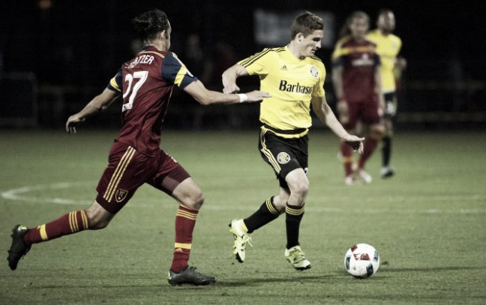 Columbus Crew SC - Real Salt Lake Live Updates and Commentary of Major League Soccer 2016 (4-3)