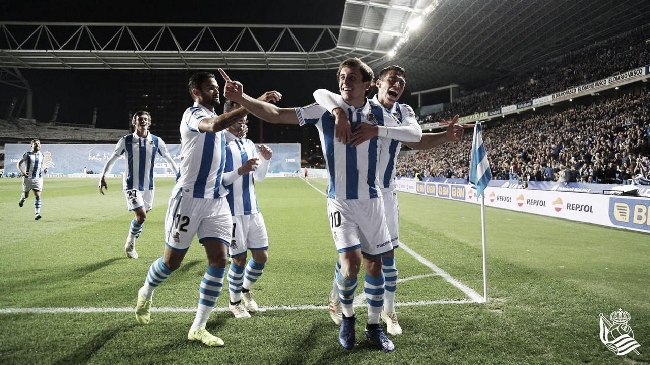Real Sociedad, un equipo con las ideas claras