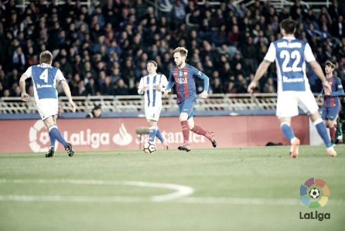 Previa Real Sociedad- FC Barcelona: Volver a ganar