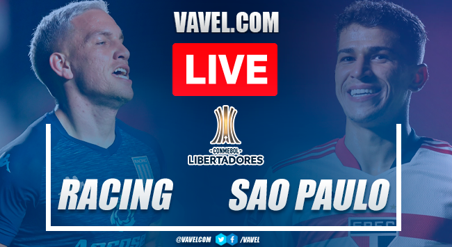 Racing vs Sao Paulo: Live Stream, Score Updates and How to Watch Copa Libertadores Match