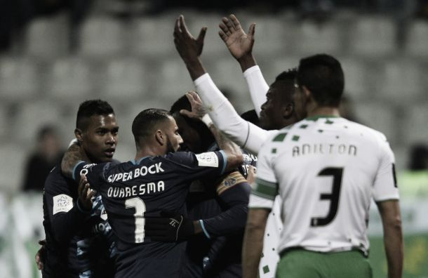 20ª Jornada da Primeira Liga: Porto mais perto do líder
