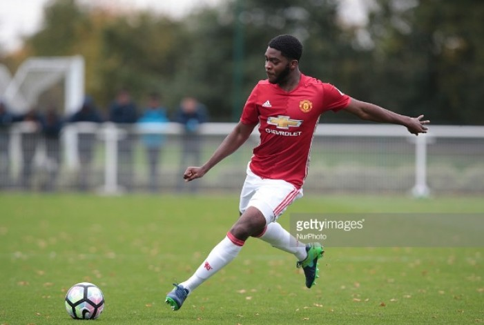 RoShaun Williams looking to take first-team chance at Manchester United