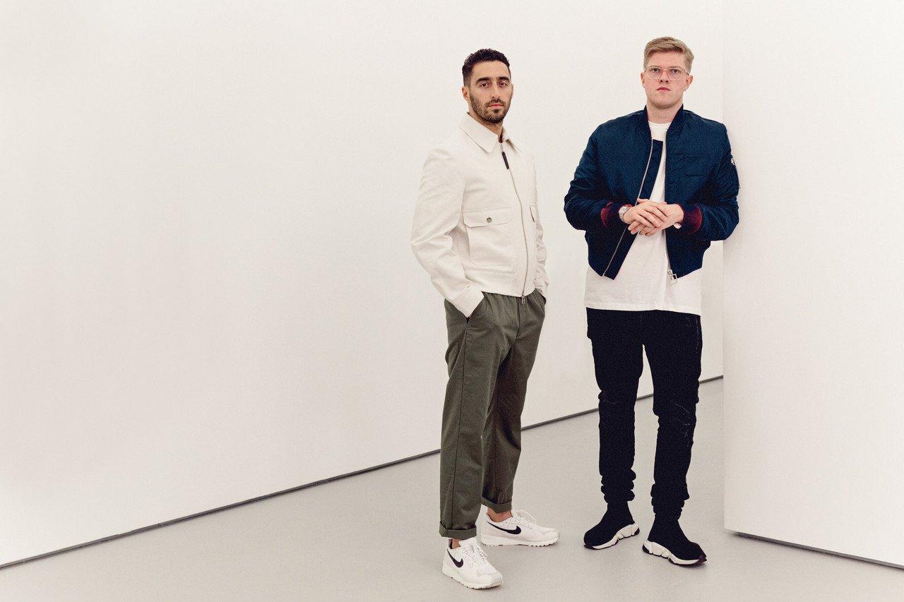 Jordan Wise and Hamish Stephenson changing attitudes within football through 'GAFFER'