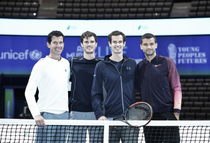 Andy Murray Live entertains sold-out Glasgow crowd
