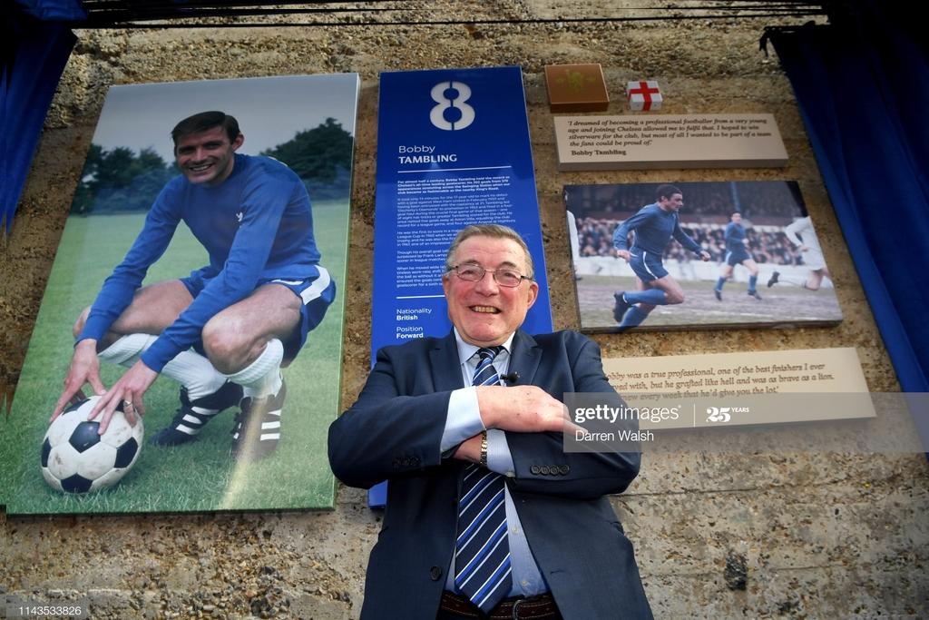 Bobby Tambling: A True Blue