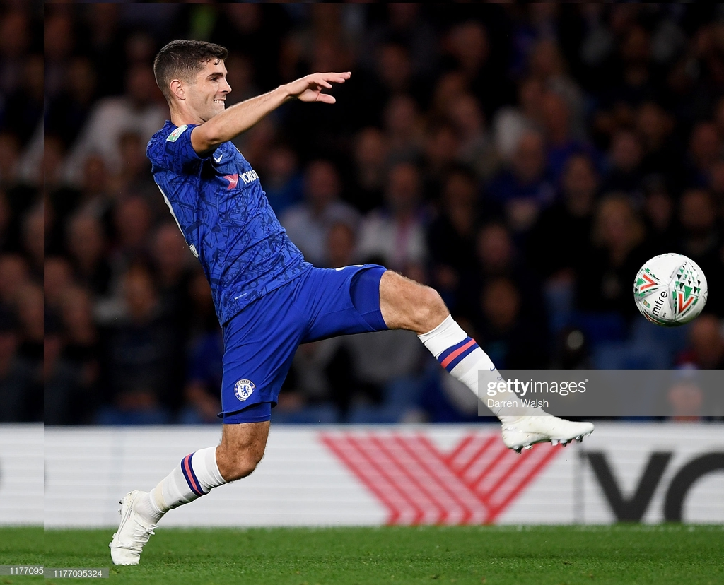 Pulisic full of positivity despite slow start to Chelsea career