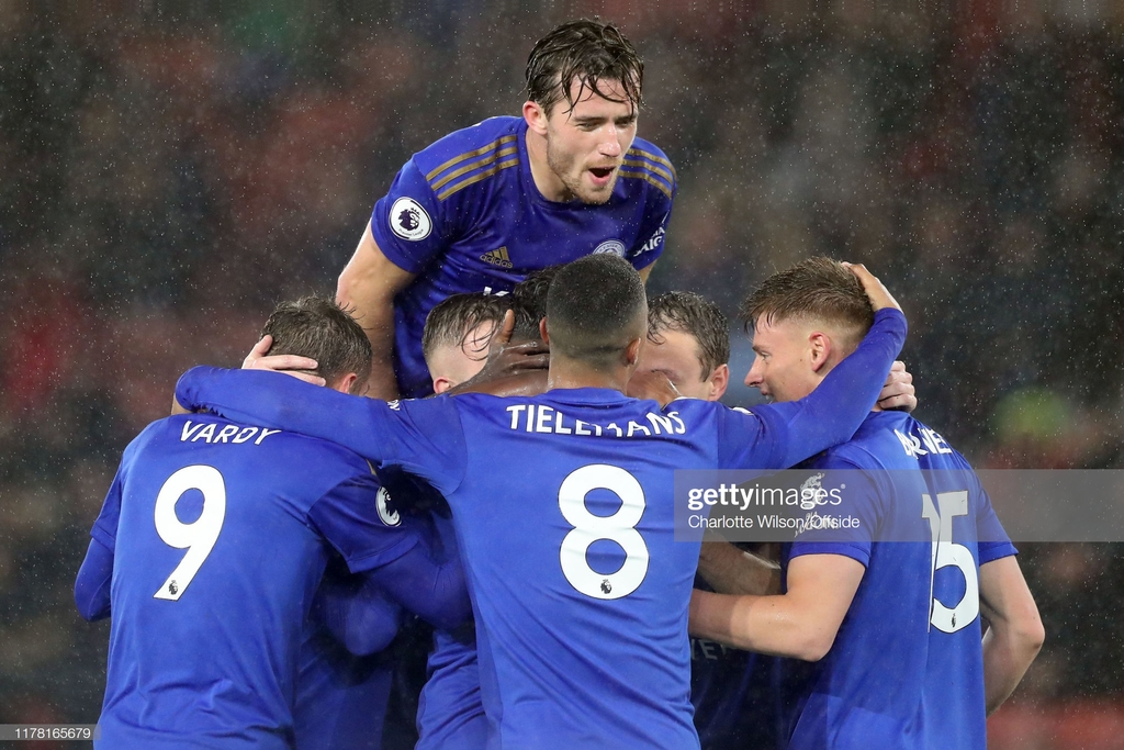 VAVEL UK's October Team of the Month: Lampard leads Leicester trio