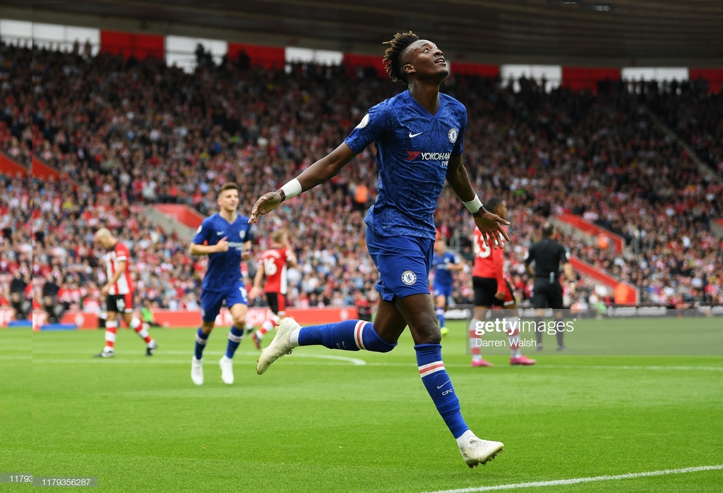 Tammy Abraham receives comparison to Chelsea great Drogba