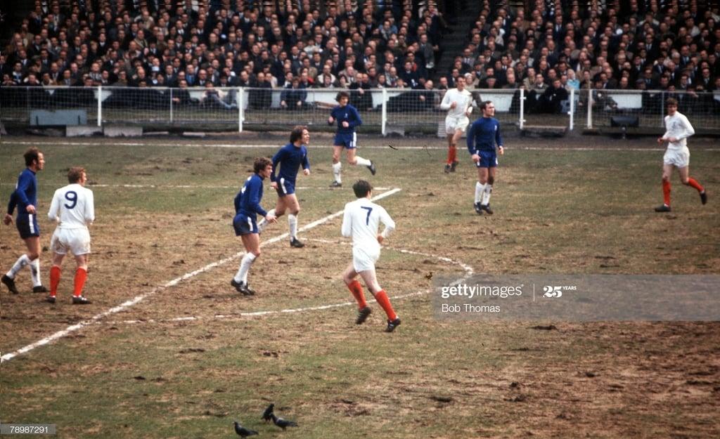 Rewind Weekend: 1970 FA Cup final Chelsea 2-2 Leeds United